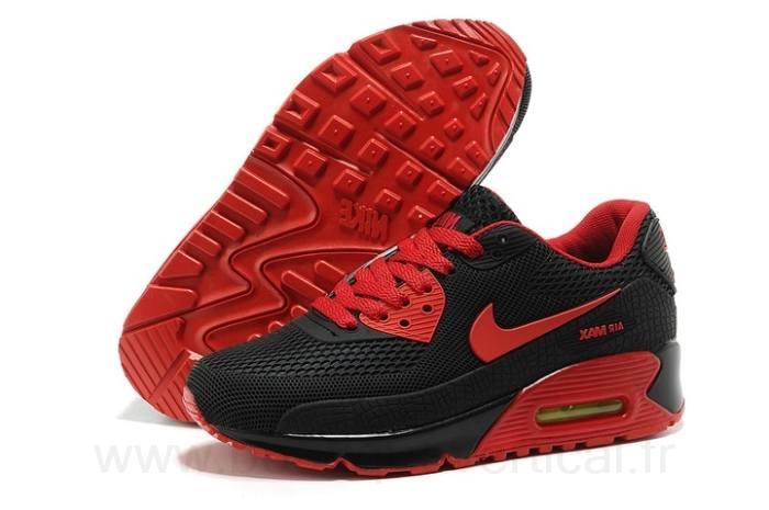 nouveau style 3fe97 c60fe air max noir et rouge homme